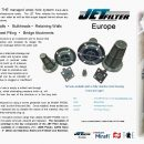 Jetfilters the maintainable drainage filter