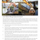 Can plastic piling be driven