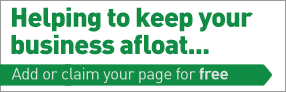 List your Inland Waterways business for free