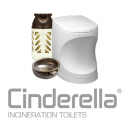 Cinderella Incineration Toilets