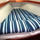 Shaped Boat Bedding in a range of shapes, fabrics and colours